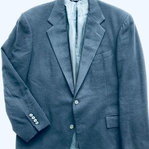 Polo Ralph Lauren 100% Cashmere Sport Blazer 40 42